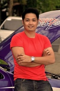 Remote Worker Joshua Burgos