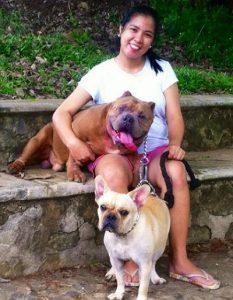 christine-sabina-with-pets